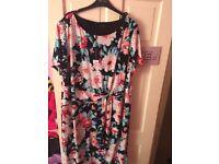Ladies David Emanuel dress size 24