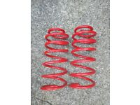 VW Golf mk4 FK front Lowering springs 35/40mm