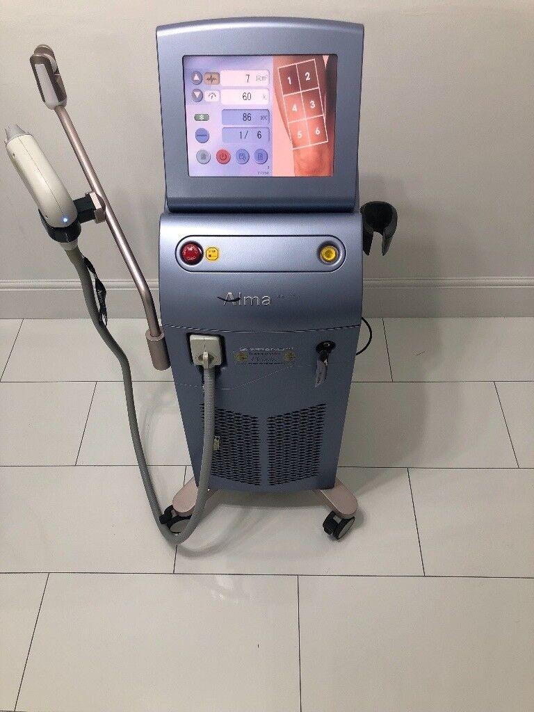 Alma Soprano Laser XLi ICE upgrade available | in London | Gumtree