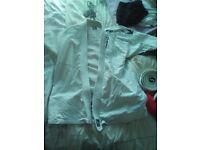 Large Men's Predator jiujitsu/Judo Gi (white) and belt.