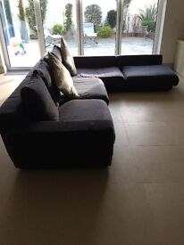 Large corner sofa, looking for quick sale within two weeks
