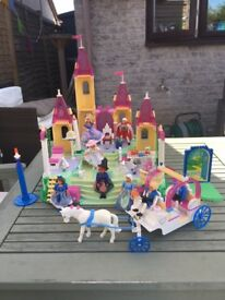Lego Belville 5808 Fairytale Castle with pony and carriage