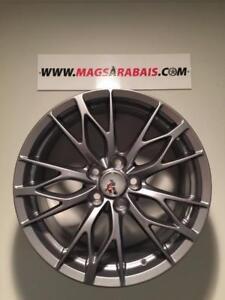 Mags 18 '' Lexus HIVER **disponible avec pneus**