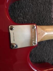 Fender squire 50th anniversary
