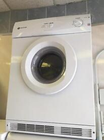 White knight dryer 6kg vented