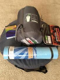 New Camping / Festival Equipment Set