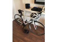 Specialized Secteur Road Bike & Extras