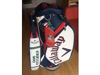Callaway June limited edition staff tour bag