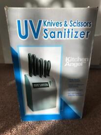 UV Knives & Scissor Sanitizer