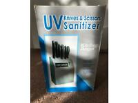 UV Knives & Scissor Sanitizer