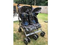 MacLaren double buggy - used condition!