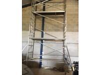 Boss / youngman tower scaffold