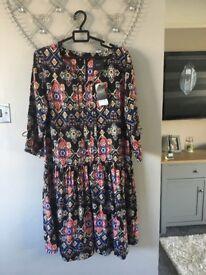 Next Dress size 12 brand new