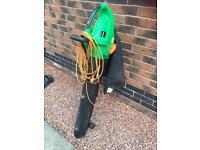 Garden Leaf Blower & Vac