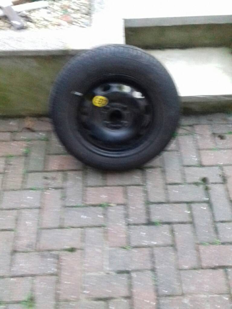 Space saver wheel SOLD