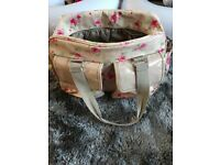 Baby changing bag cath kidston style