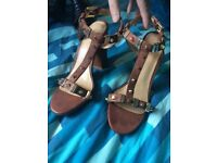 Selection of ladies shoes, size 6