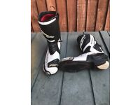 RST TRACTECH EVO motorcycle/bike boots.