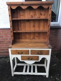 Pine dresser(small)£30.00