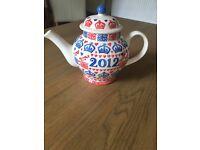 Special Jubilee 2012 Emma Bridgewater Teapot