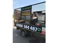 Waste Clearances, FREE Metal Collection, Rubbish and Garden Clearance in Barking East London