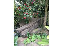 Garden sleepers various sizes