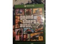 GTA V Xbox One Edition