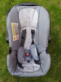 Mothercare baby carseat