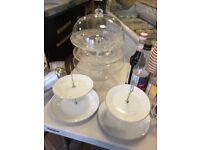 7 cake stands for sale