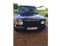 Land Rover Discovery TD5, 2.5 Diesel, Manual