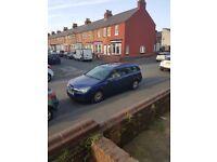Vauxhall astra life 1.4 blue