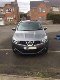 Nissan qashqai 2012 n-tec plus petrol