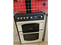 Gas freestanding Canon cooker