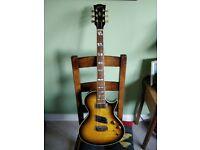 1993 Gibson Nighthawk Standard w'Flame Maple Top + Hard Case