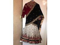 Sari lengah (Asian outfit)