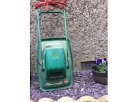 Qualcast Mower £10 O.N.O also selling strimmer