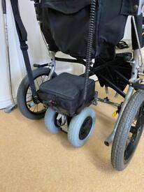 Roma dual wheel power pack