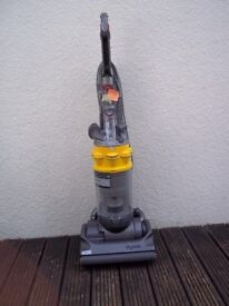 DYSON DC14 UPRIGHT BAGLESS VACUUM, FULLY CLEANED, WITH TOOLS 3 MONTHS WARRANTY MOTOR ONLY
