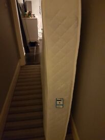 hi 11 mth old king size mattress