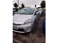 PCO CARS UBER FOR HIRE/RENT, TOYOTA PRIUS £120 P/W reg 2015 and budgeted cars also available