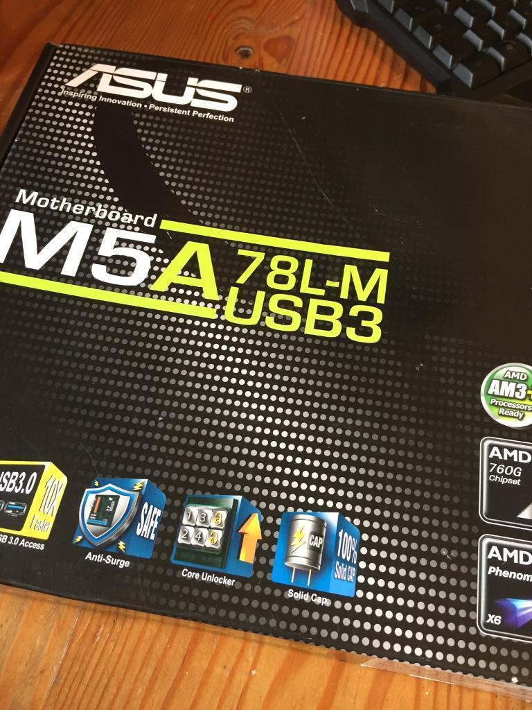 Asus mother board comes with an artic rev 2 and an amdfx6100 cpuin Coleraine, County LondonderryGumtree - Worth 200 pounds !! Also have a good gtx for sale Message if you have any questions