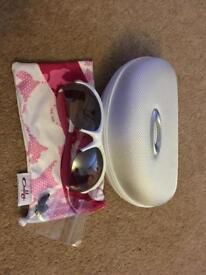 Genuine Oakley Breast Cancer Sunglasses