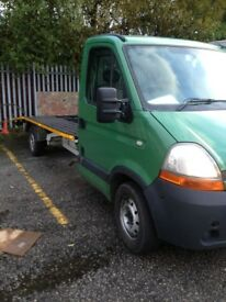 Renault master recovery lwb 3.5t 2.5 dci 150
