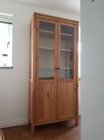 Wooden cupboard IKEA