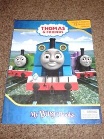 Thomas the Tank Engine Busy Book