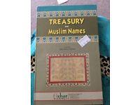 Azhar Academy Muslim Names Book