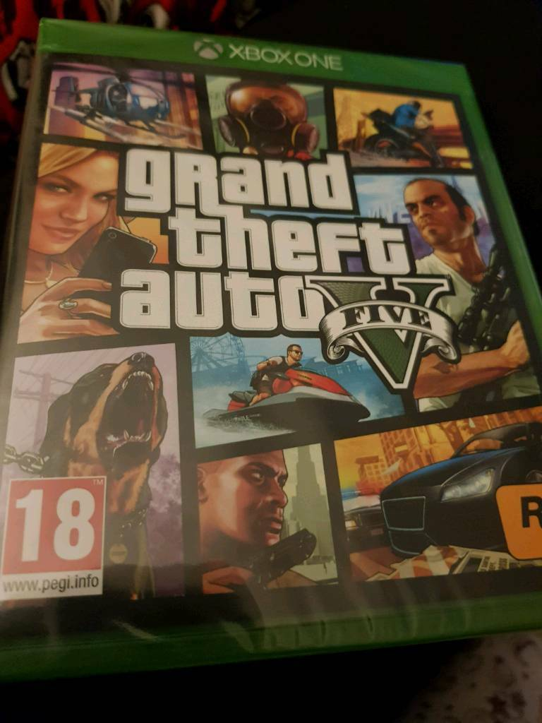 Gta 5 xbox one grand theft auto | in Stoke-on-Trent, Staffordshire | Gumtree