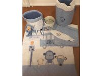 NEXT boys nursery bedding