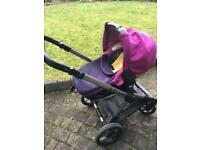 Jane Matrix (light 2) travel system -Pushchair , Pram and Car seat