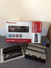 Pioneer car radio